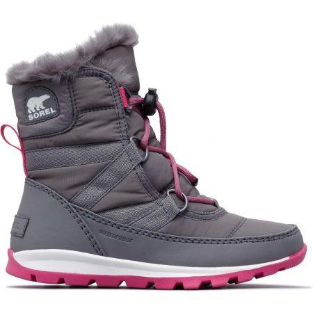 Dětská zimní obuv - Sorel YOUTH WHITNEY  SHORT - 1