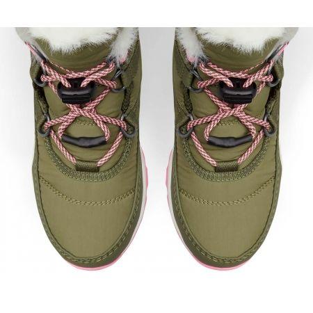 Dětská zimní obuv - Sorel YOUTH WHITNEY  SHORT - 3