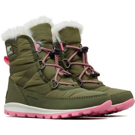 Dětská zimní obuv - Sorel YOUTH WHITNEY SHORT - 2 34bb5e17f3