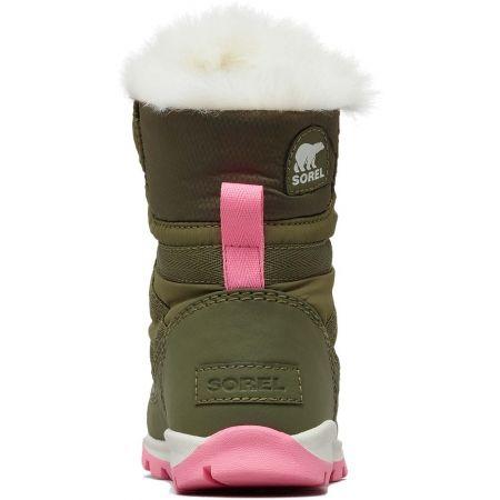 Dětská zimní obuv - Sorel YOUTH WHITNEY SHORT - 5 a3a279e7fd