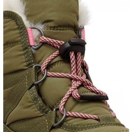 Dětská zimní obuv - Sorel YOUTH WHITNEY  SHORT - 6
