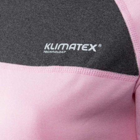 Tricou iarnă cu mâneci lungi damă - Klimatex ZORINA - 4