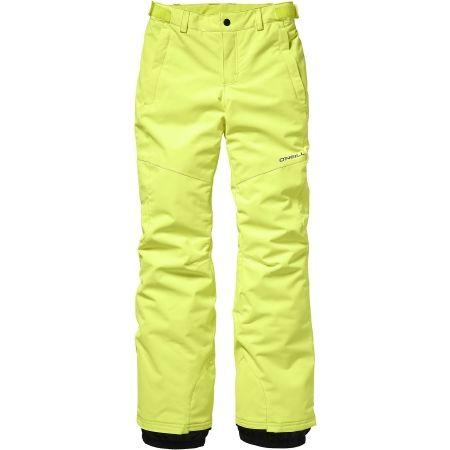 01385fe0a781 Dievčenské lyžiarske snowboardové nohavice - O Neill PG CHARM PANTS - 1