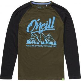 O'Neill LB OCEANSIDE L/SLV T-SHIRT - Clapecké triko s dlouhým rukávem