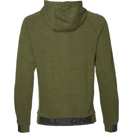 Men's fleece sweatshirt - O'Neill PM 2-FACE HYBRID FLEECE - 3