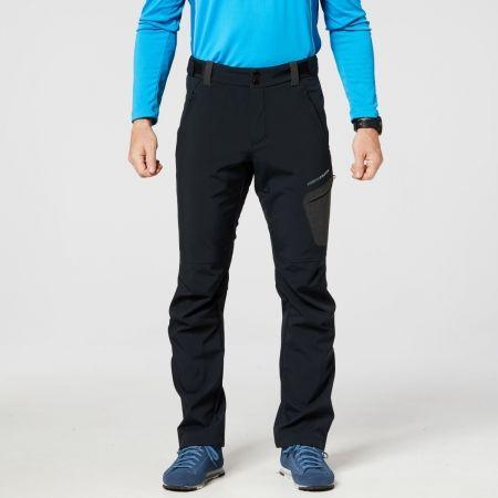 Pánské softshellové kalhoty - Northfinder CAMREN - 3