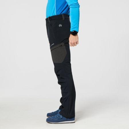 Pánské softshellové kalhoty - Northfinder CAMREN - 4