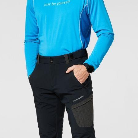 Pánské softshellové kalhoty - Northfinder CAMREN - 8