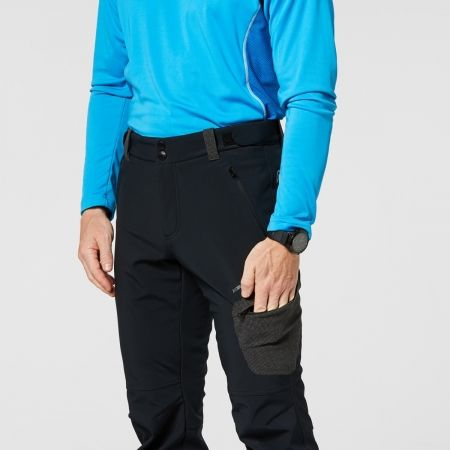 Pánské softshellové kalhoty - Northfinder CAMREN - 9