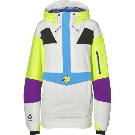 Pánská lyžařská/snowboardová bunda - O'Neill PM FROZEN WAVE ANORAK - 1