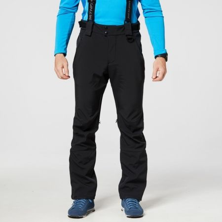 Pánské softshellové kalhoty - Northfinder ISHAAN - 2