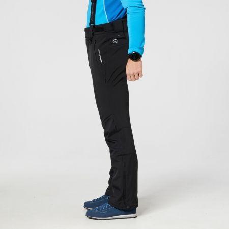 Pánské softshellové kalhoty - Northfinder ISHAAN - 3