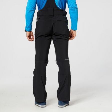 Pánské softshellové kalhoty - Northfinder ISHAAN - 4
