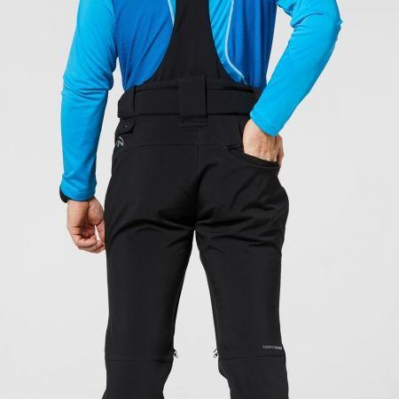 Pánské softshellové kalhoty - Northfinder ISHAAN - 5
