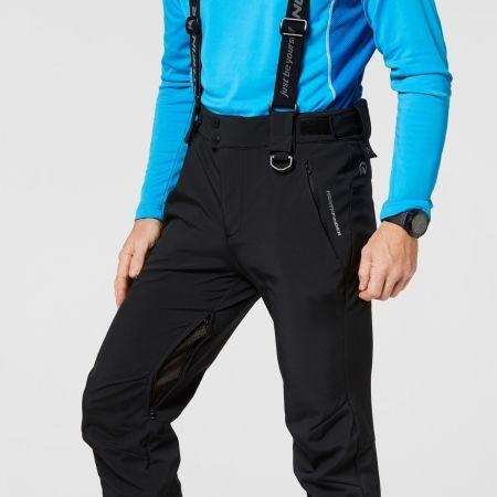 Pánské softshellové kalhoty - Northfinder ISHAAN - 9