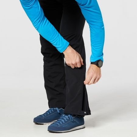 Pánské softshellové kalhoty - Northfinder ISHAAN - 10