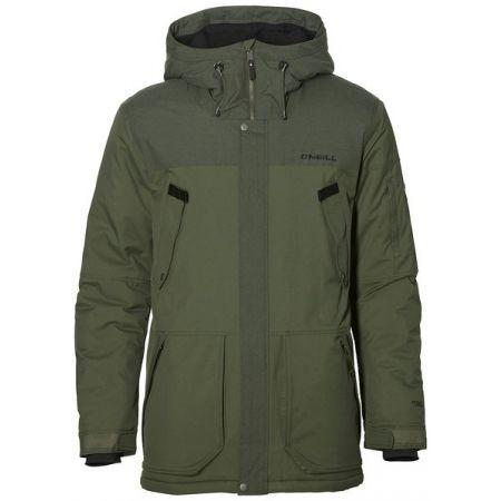 Pánská zimní bunda - O'Neill PM HYBRID EXPLORER PARKA - 1