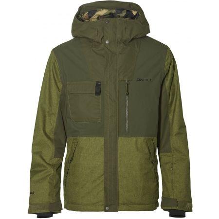 Pánská zimní bunda - O'Neill PM HYBRID UTILITY JKT - 1