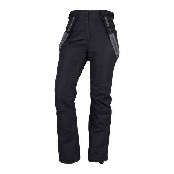 Northfinder DANIELLA černá L - Dámské lyžařské kalhoty