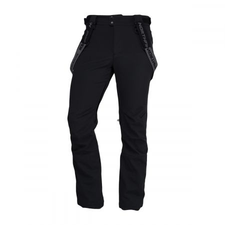 Pánské softshellové kalhoty - Northfinder ISHAAN - 1
