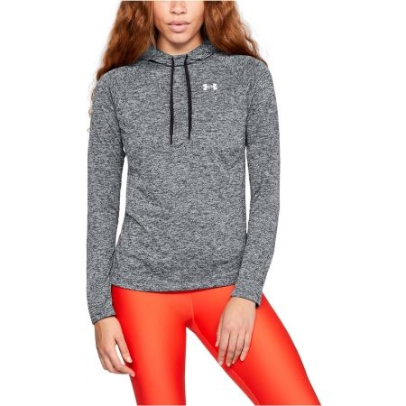 Dámska mikina - Under Armour TECH LS HOODY 2.0 - 3