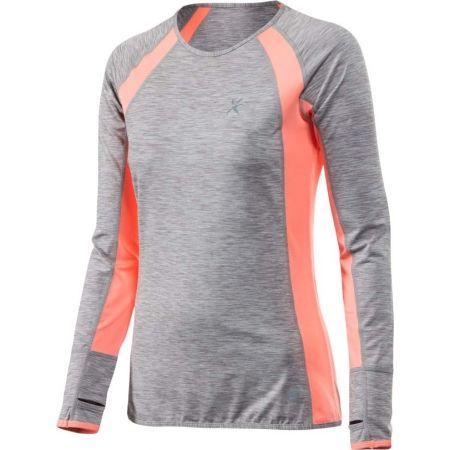 Dámské běžecké tričko s dlouhým rukávem - Klimatex DORINA - 1