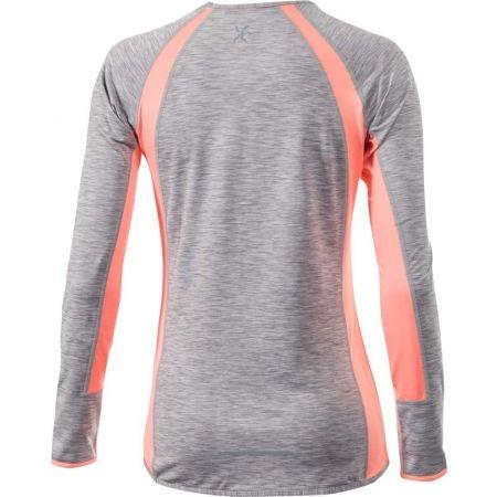 Dámské běžecké tričko s dlouhým rukávem - Klimatex DORINA - 2