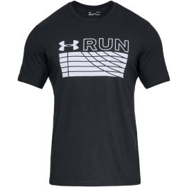 Under Armour RUN TRACK GRAPHIC - Men's running T-shirt
