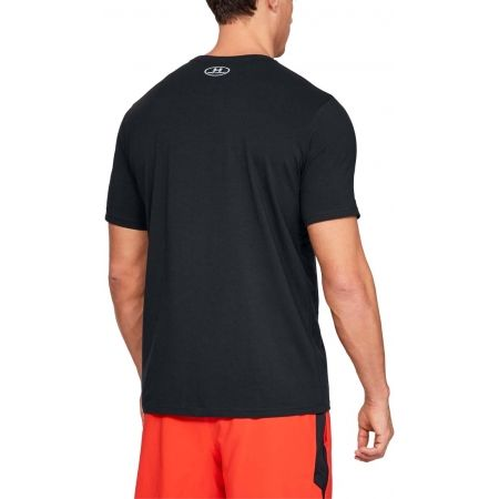 Tricou alergare bărbați - Under Armour RUN TRACK GRAPHIC - 5