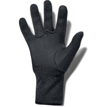 Women's running gloves - Under Armour STORM RUN LINER - 2