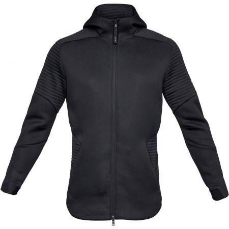 Men's jacket - Under Armour MOVE AIRGAP FZ HOOD - 1
