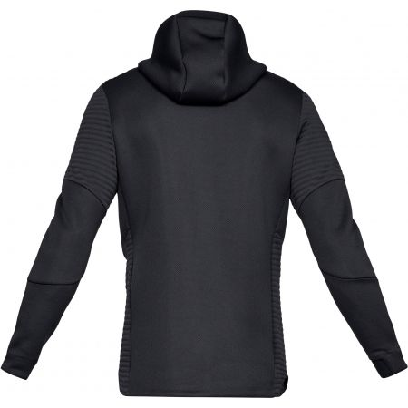 Men's jacket - Under Armour MOVE AIRGAP FZ HOOD - 2