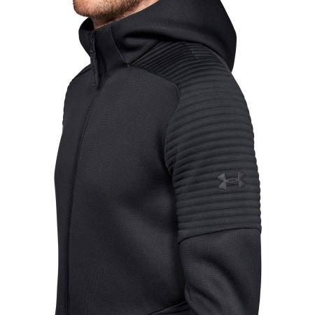 Men's jacket - Under Armour MOVE AIRGAP FZ HOOD - 7