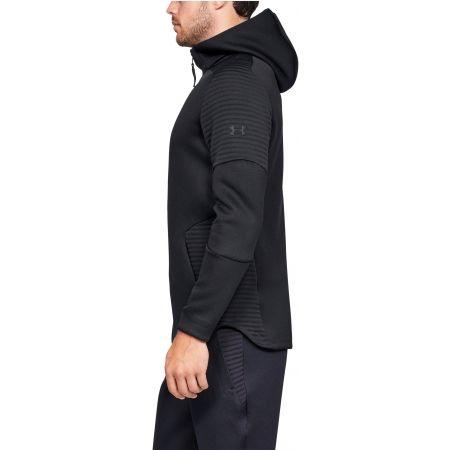 Men's jacket - Under Armour MOVE AIRGAP FZ HOOD - 5