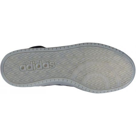 Мъжки обувки за свободното време - adidas HOOPS 2.0 MID - 3