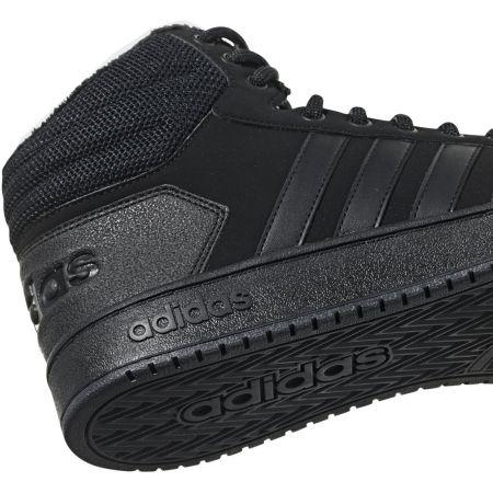 Pánské volnočasové boty - adidas HOOPS 2.0 MID - 5