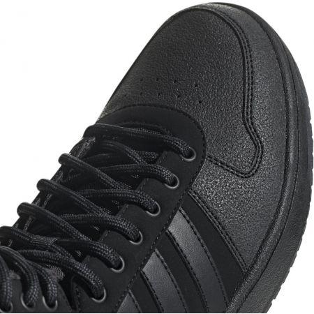 Pánské volnočasové boty - adidas HOOPS 2.0 MID - 4