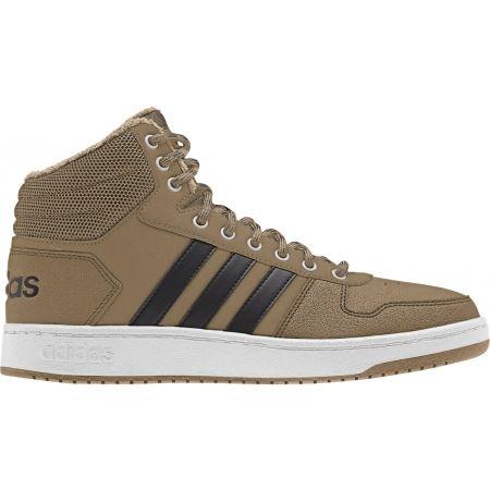 Pánské volnočasové boty - adidas HOOPS 2.0 MID - 1