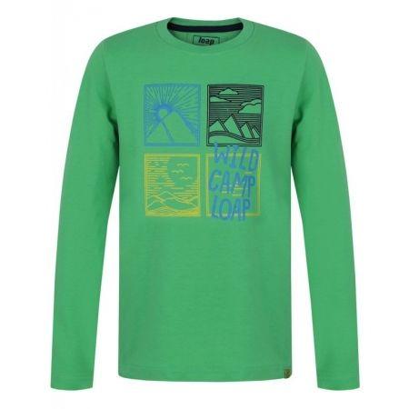 Koszulka chłopięca - Loap ADJAN - 1