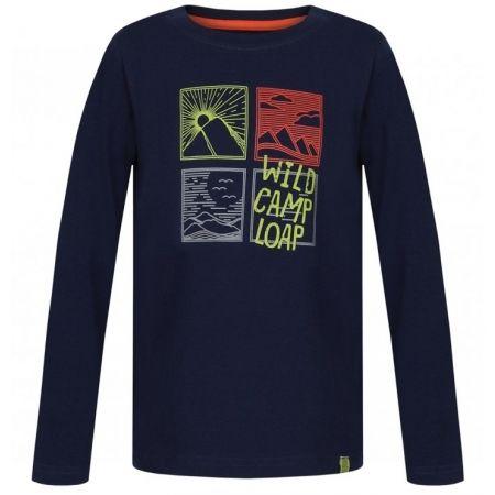 Chlapčenské tričko - Loap ADJAN - 1