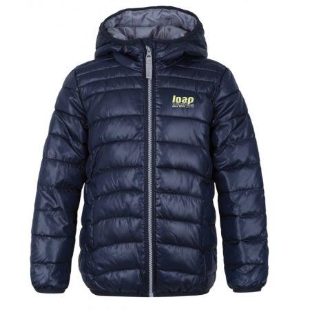 Dětská zimní bunda - Loap IRENUS - 1