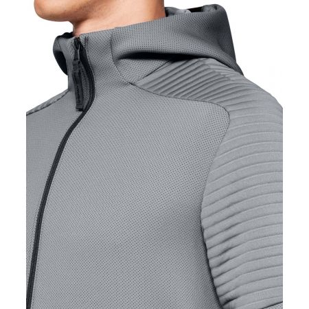 Geacă de bărbați - Under Armour MOVE AIRGAP FZ HOOD - 6
