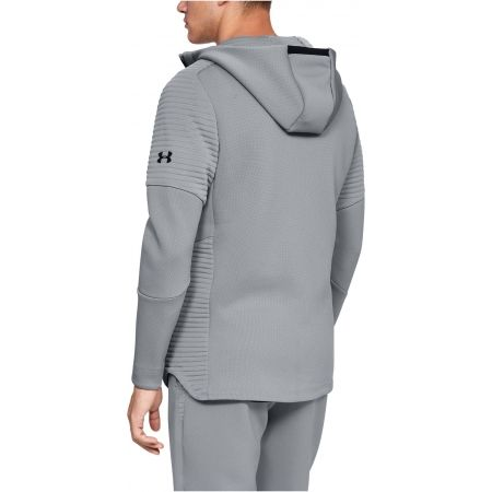 Geacă de bărbați - Under Armour MOVE AIRGAP FZ HOOD - 5