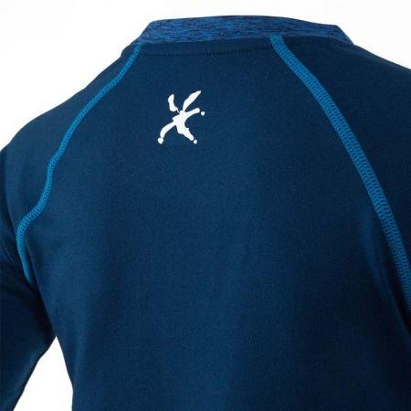 Dětské funkční triko s dlouhým rukávem - Klimatex WILLY - 4