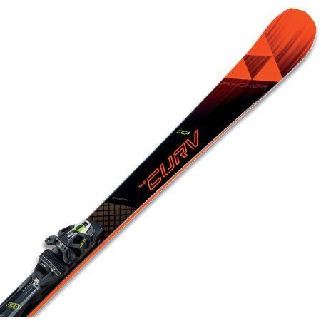 Sjezdové lyže - Fischer RC4 THE CURV GT RT + MBS 13 RC4 PR - 2