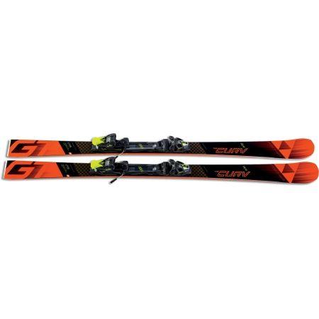Sjezdové lyže - Fischer RC4 THE CURV GT RT + MBS 13 RC4 PR - 3