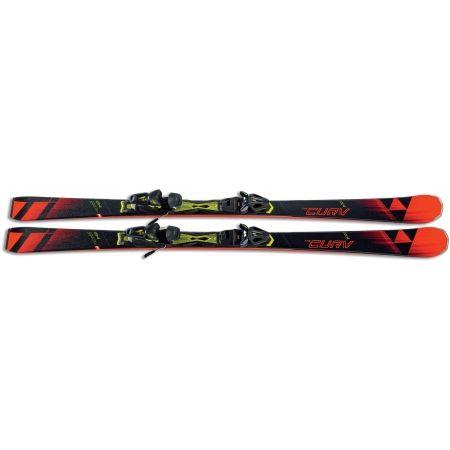 Sjezdové lyže - Fischer RC4 THE CURV TI AR + RC4 Z11 PR - 3