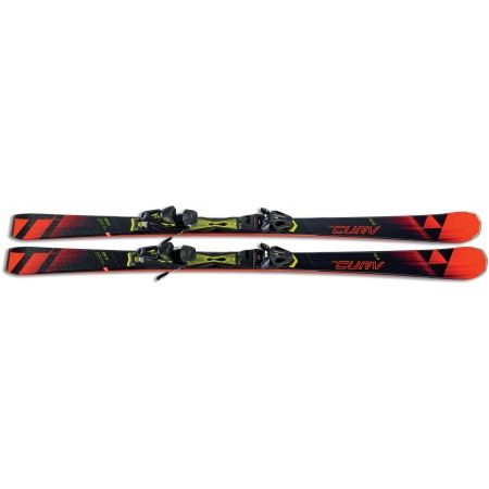 Skiuri coborâre - Fischer RC4 THE CURV TI AR + RC4 Z11 PR - 2