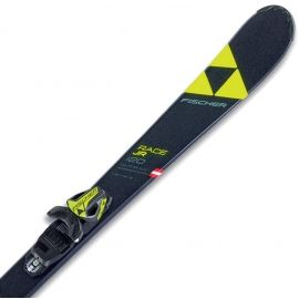 Fischer RC4 RACE JR SLR + FJ7 AC SLR - Kids' downhill skis
