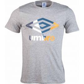 Umbro GRAPHIC TEE 1 - Pánské triko